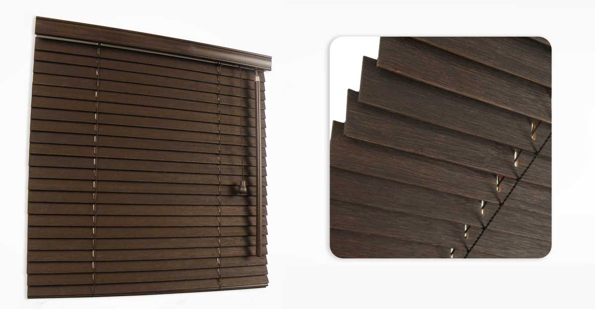 bambus jalousien 25mm nach ma online shop rollos bambusjalousien bestellen. Black Bedroom Furniture Sets. Home Design Ideas