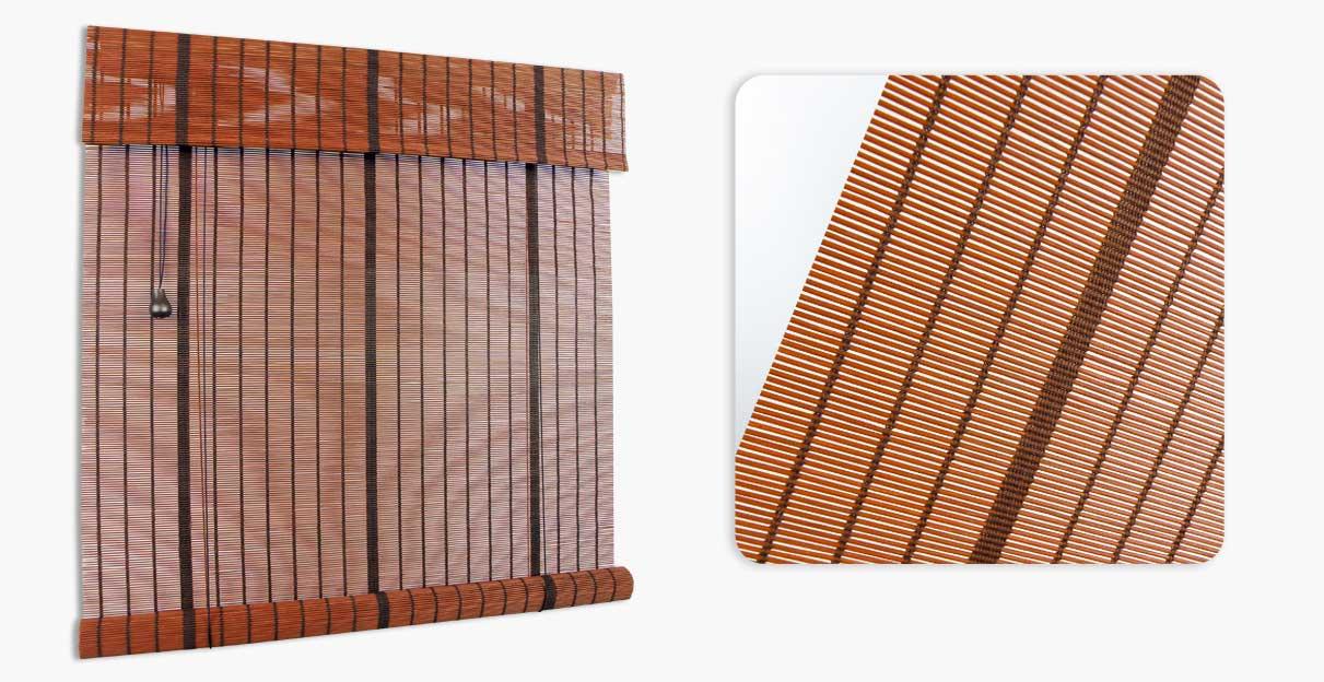 bambus matten nach ma online shop rollos jalousien. Black Bedroom Furniture Sets. Home Design Ideas